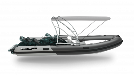 2020 Sealver Wave Boat 575 Wake