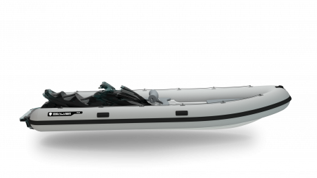 2020 Sealver Wave Boat 626 Sunbed