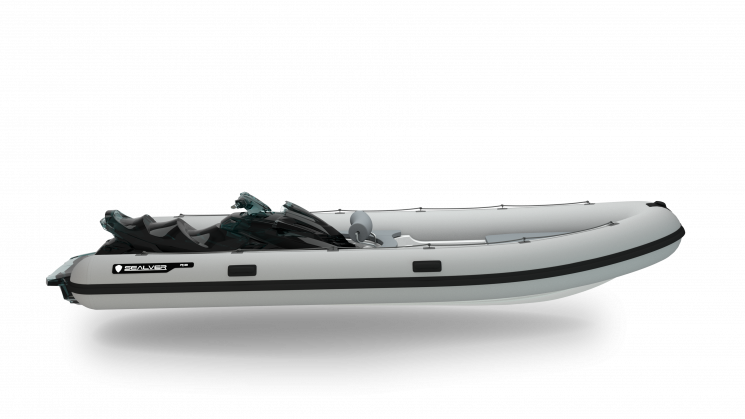 Sealver Wave Boat 626 Sunbed 2019