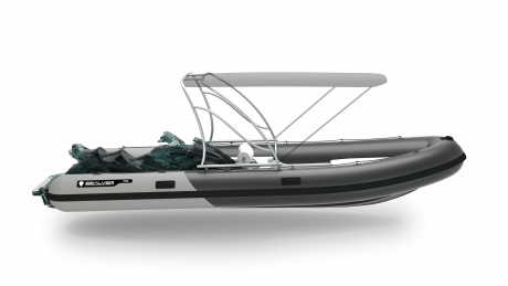 2019 Sealver Wave Boat 626 Wake
