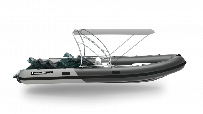 Sealver Wave Boat 626 Wake 2019
