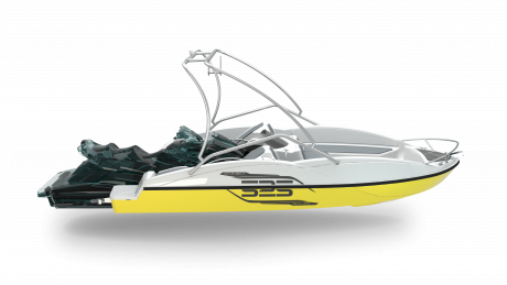 2019 Sealver Wave Boat 525 Wake