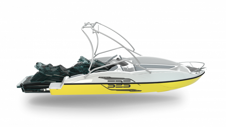 Sealver Wave Boat 525 Wake 2019