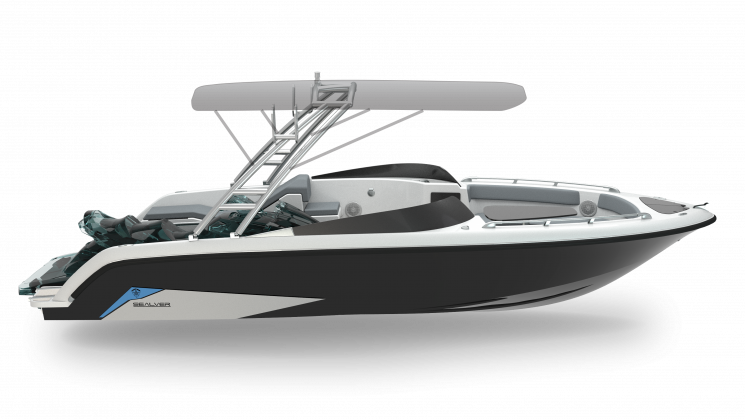 Sealver Wave Boat 656 Full Wake 2020