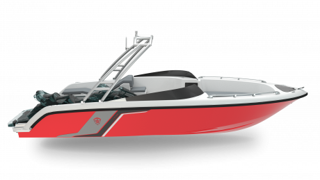 2020 Sealver Wave Boat 656 Wake