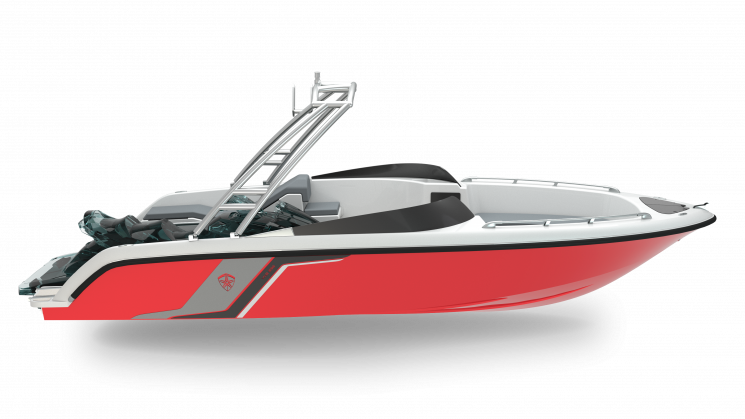 Sealver Wave Boat 656 Wake 2019