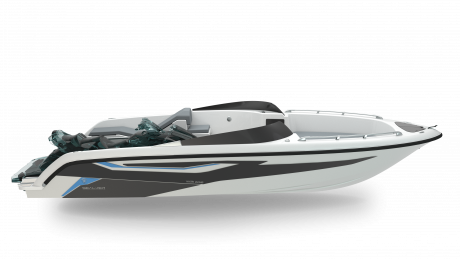 2020 Sealver Wave Boat 656 Sundeck