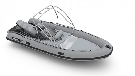 2019 Sealver Wave Boat 575 Sunbed
