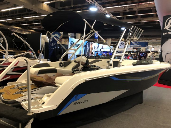 Ottawa Boat Show : The water is waiting